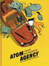 Atom Agency -1- Les Bijoux de la Begum