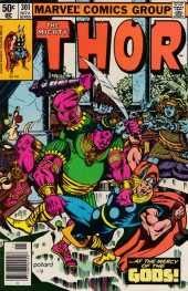 Thor (1966) -301- For the Life of Asgard!