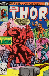 Thor (1966) -302- The Shape of Things To Kill!