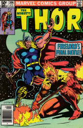 Thor (1966) -306- Fury of the Firelord!