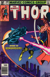 Thor (1966) -309- Beware the Bombardiers!