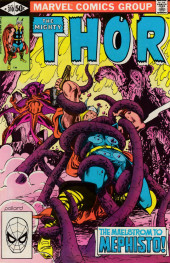 Thor (1966) -310- The Maelstrom to Mephisto