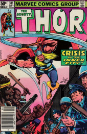 Thor (1966) -311- Grief More Than a God May Bear