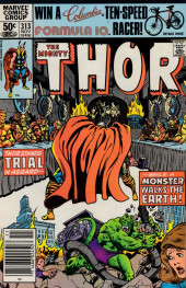 Thor (1966) -313- Serpent From the Heavens