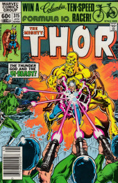 Thor (1966) -315- The Thunder God and the Bi-Beast