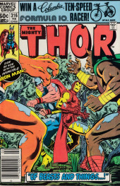 Thor (1966) -316- Of Beasts and Things...