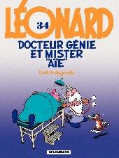 Léonard -34- Docteur génie et mister