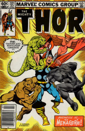Thor (1966) -321- Magick's Menace