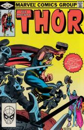 Thor (1966) -323- ...Comes a Dark Stranger!