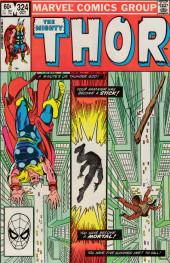 Thor (1966) -324- Graviton
