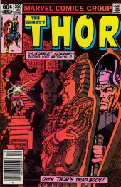 Thor (1966) -326- The Scarab Strikes