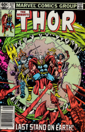 Thor (1966) -327- The Serpent of Midgard Conclusion: This Battleground Earth