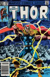 Thor (1966) -329- Stranded