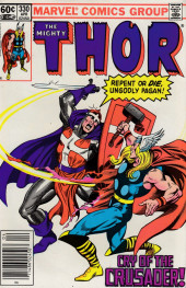 Thor (1966) -330- The Coming of the Crusader!
