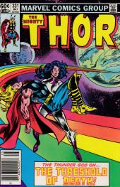 Thor (1966) -331- Holy War
