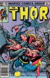 Thor (1966) -332- Blood of a Goddess!