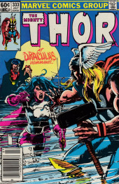 Thor (1966) -333- Like a Bat Out of Heaven!