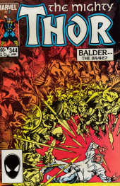 Thor (1966) -344- Whatever Happened To Balder the Brave?
