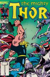 Thor (1966) -346- The Wild Hunt!