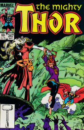 Thor (1966) -347- Into the Realm of Faerie!