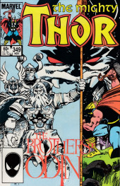 Thor (1966) -349- Debts of Honor!