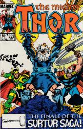Thor (1966) -353- Doom II
