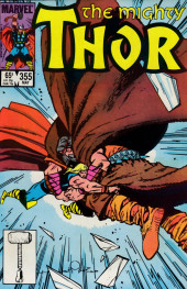Thor (1966) -355- The Icy Hearts (or My Dinners With Thor!)