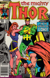 Thor (1966) -359- The Grand Alliance! Or Life With Loki!!!