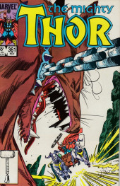 Thor (1966) -361- The Quick and the Dead!
