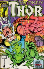 Thor (1966) -364- Thor Croaks