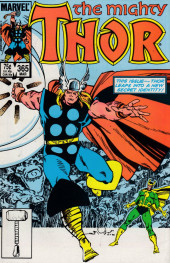 Thor (1966) -365- Guess Who's Coming To Dinner, or, It's Not Easy Being Green