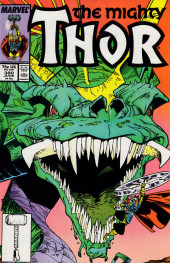 Thor (1966) -380- Mjolnir's Song