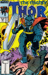 Thor (1966) -381- Ye Olde Shelle Game!
