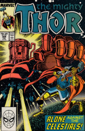 Thor (1966) -388- Alone Against the Celestials