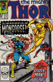 Thor (1966) -391- The Madness of Mongoose