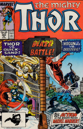 Thor (1966) -393- The Blaze of Battle!
