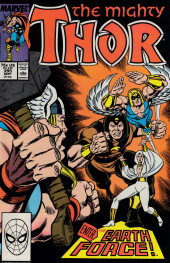Thor (1966) -395- Enter the Earth Force!