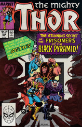 Thor (1966) -398- The Prisoners of the Black Pyramid!