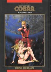 Cobra The Space Pirate - Cobra (Isan Manga) -1- Tome 1 : The Psychogun - Part 1