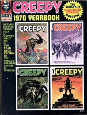 Creepy (Warren) -ANN1970- Year book 1970