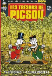 Picsou Magazine Hors-Série -44- Int. Don Rosa : 1re Partie 1987/1988
