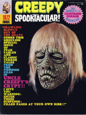 Creepy (1964) -ANN1972- Annual 1972