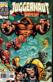 Juggernaut (1999) -1- The Eighth Day Part 4: Eight is Enough