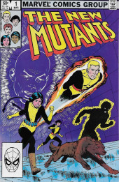 New Mutants (The) (1983) -1- Initiation!