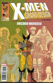 X-Men: Grand Design - Second Genesis (2018) -2- X-Men: Grand Design - Second Genesis