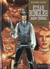 Ethan Ringler, Agent fédéral -1- Tecumska