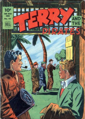 Four Color Comics (Dell - 1942) -44- Terry and the Pirates