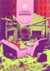 Je suis Shingo -4- Tome 4