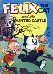 Four Color Comics (Dell - 1942) -46- Felix the Cat and the Haunted Castle
