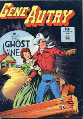 Four Color Comics (Dell - 1942) -47- Gene Autry: The Ghost Mine